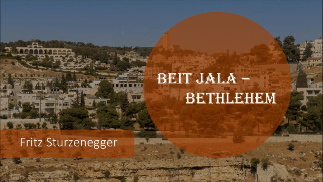 Beit Jala – Bethlehem